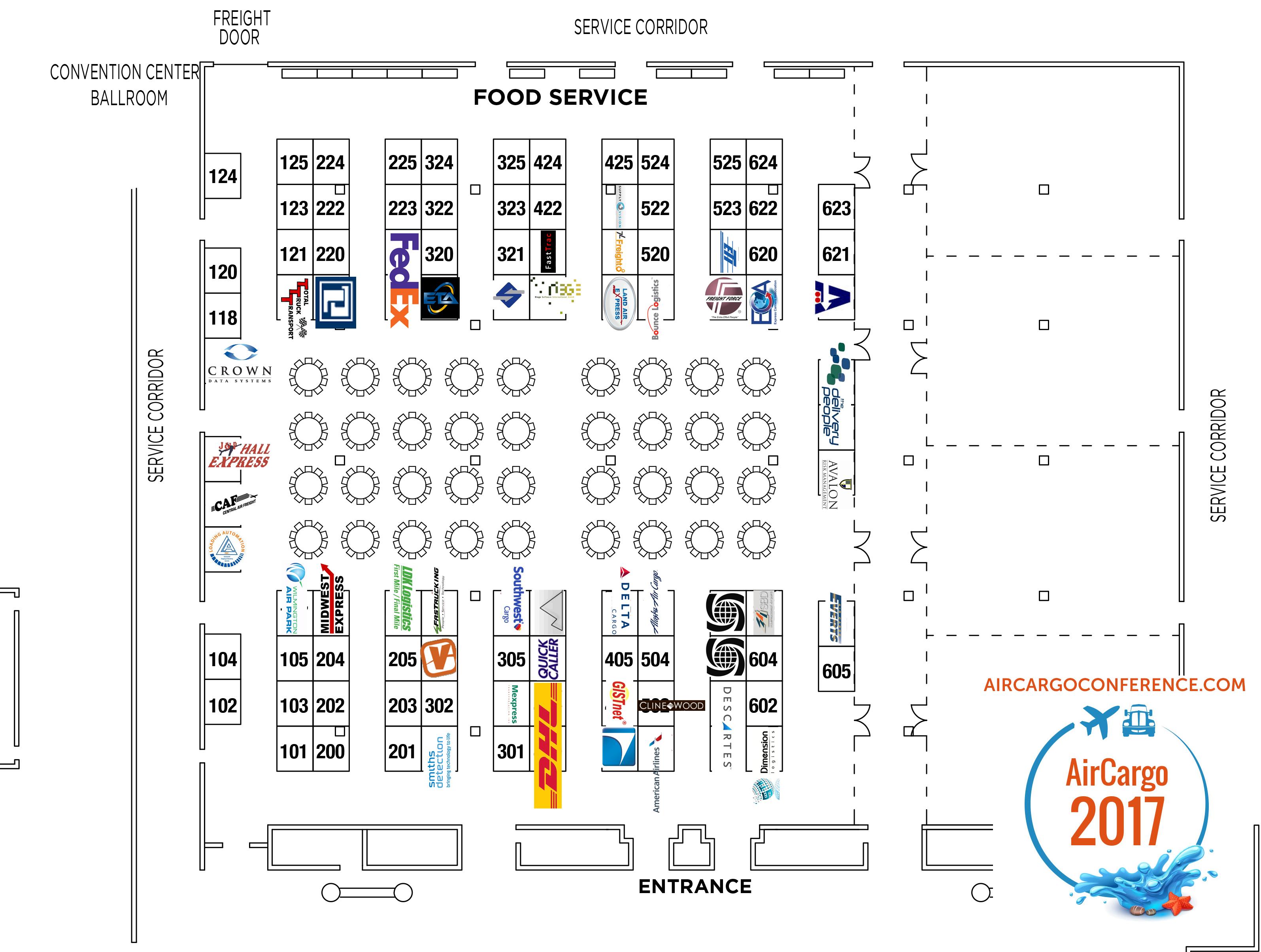 AirCargo 2016-Exhibition Hall